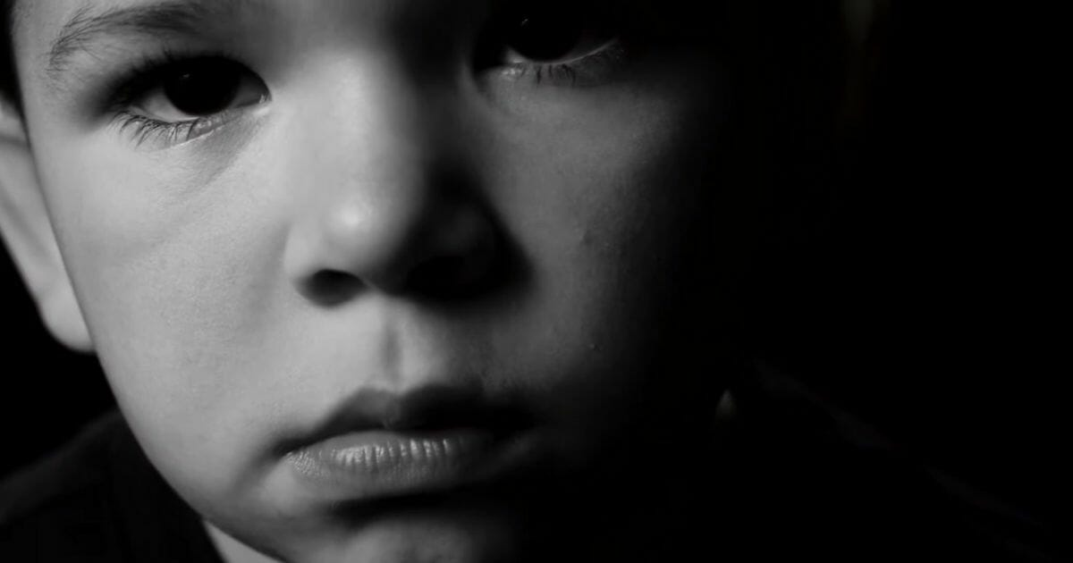 A child is one of the people featured in the Faces of Choice ad.