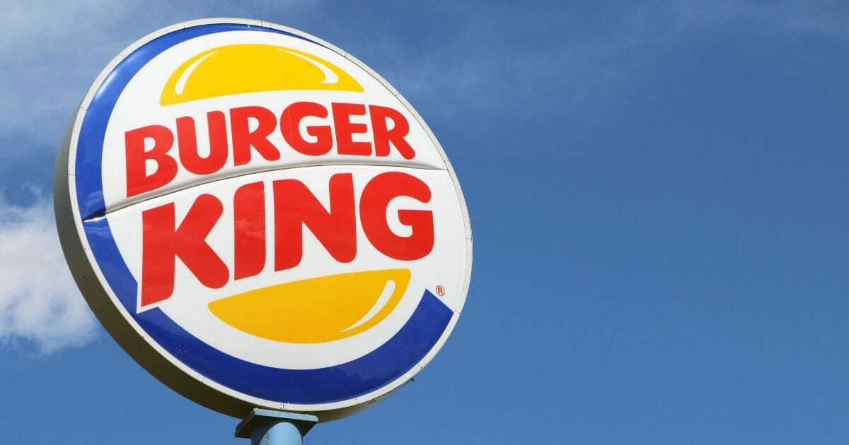 A Grubhub driver in Florida was arrested over the weekend after he allegedly swung a three-foot ashtray at a Burger King employee's chest.