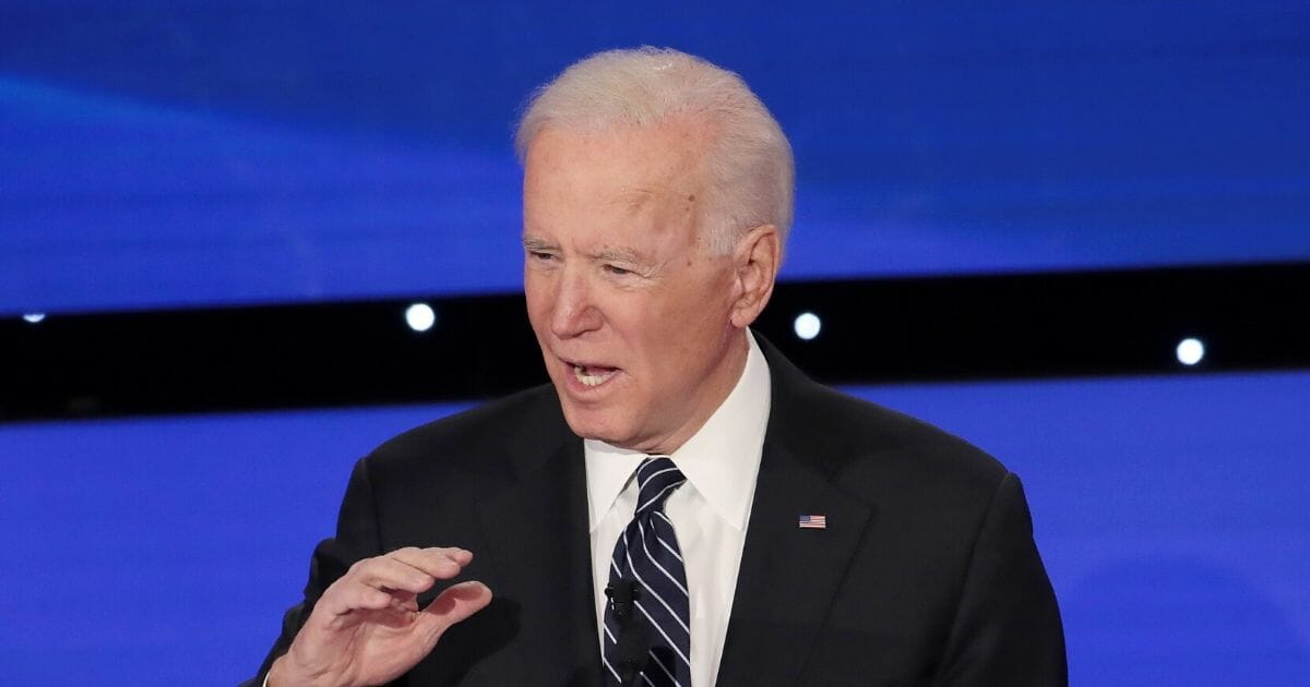 After Blasting Trump's Middle East Policy, Biden Takes Credit for Beating ISIS
