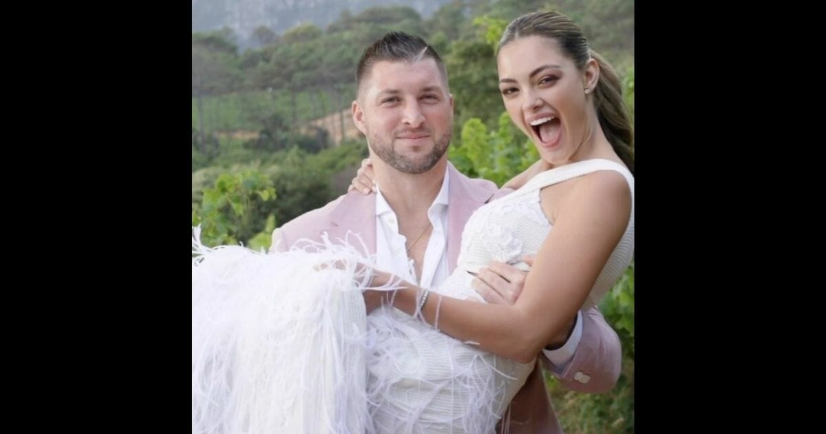 Tim Tebow and Demi-Leigh Nel-Peters Wed in South Africa: 'My Dreams Have Come True'
