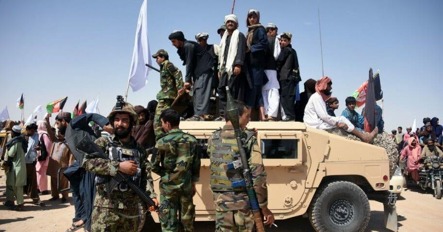 Afghan Militants
