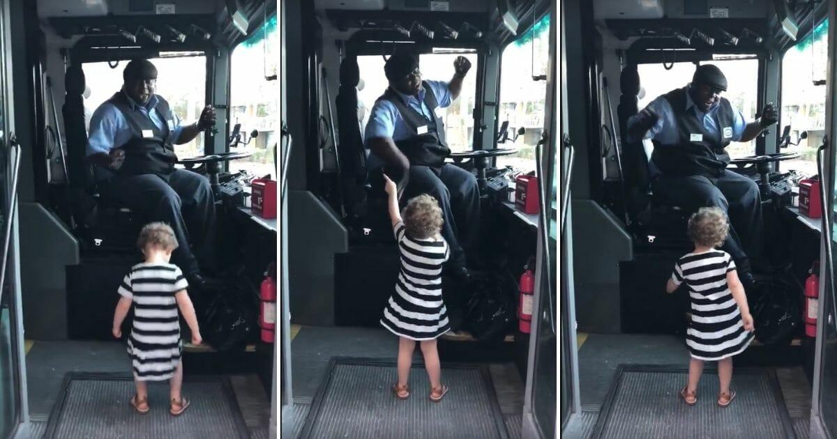 Bus Dance Party
