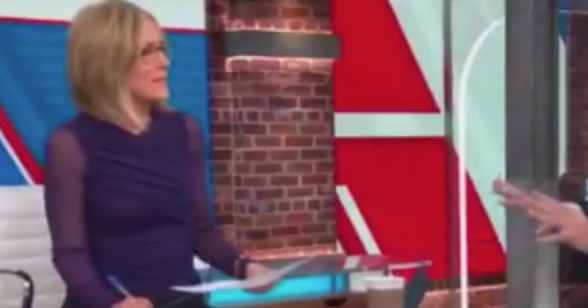 CNN Anchor Passes Out on Live TV