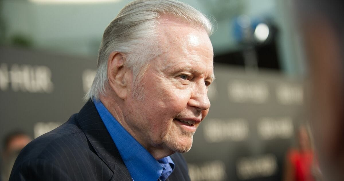 """Actor Jon Voight arrives at the premiere of Paramount Pictures' """"Ben Hur"""" at TCL Chinese Theatre IMAX on Aug. 16, 2016, in Hollywood, California."""