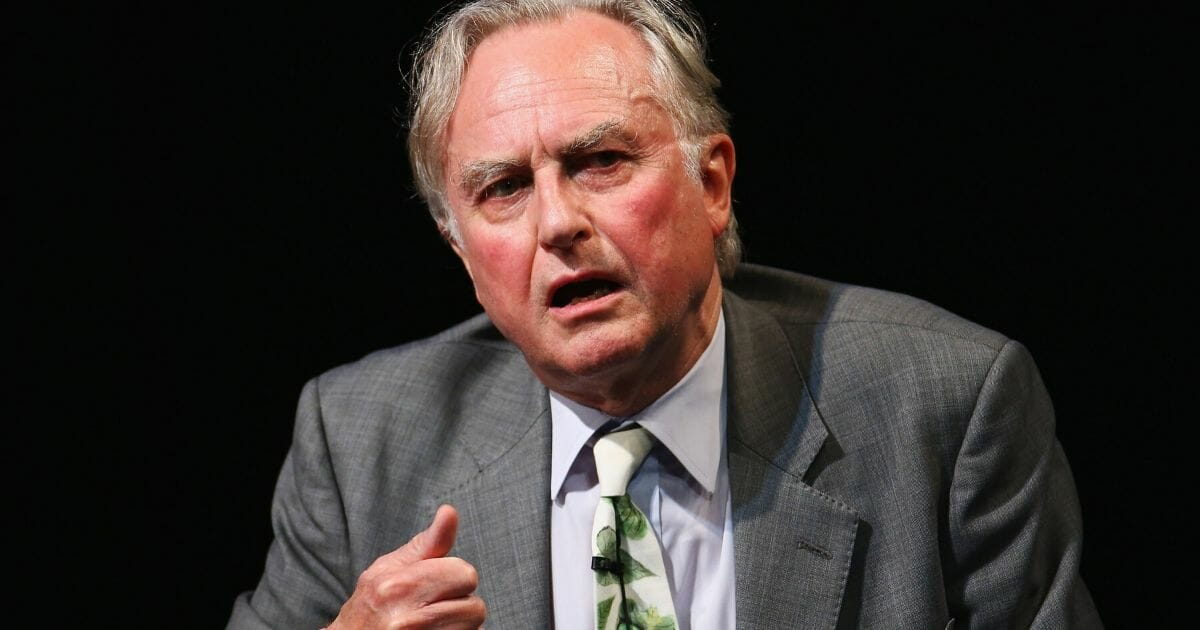 Richard Dawkins, founder of the Richard Dawkins Foundation for Reason and Science, promotes his new book at the Seymour Centre on Dec. 4, 2014, in Sydney, Australia.