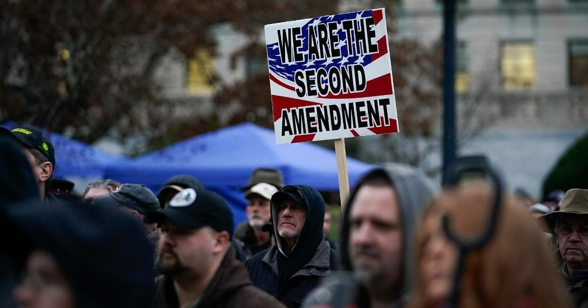 Supporters of the Second Amendment