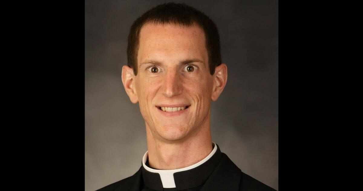 The Rev. Nick VanDenBroeke.