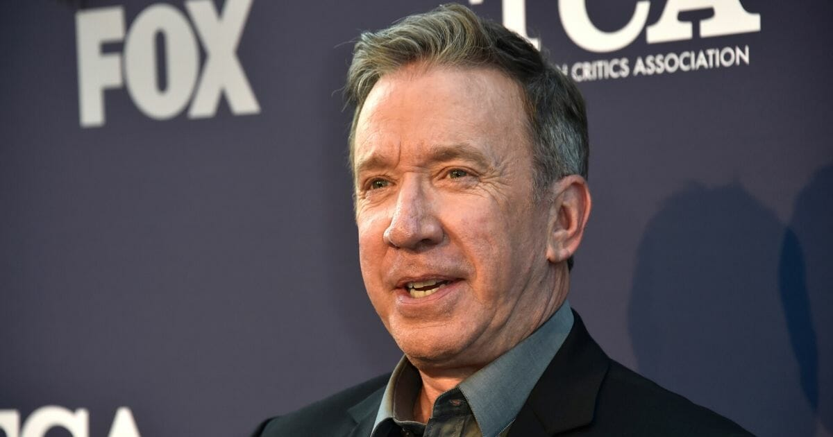 Tim Allen attends the FOX Summer TCA 2018 All-Star Party at Soho House on Aug. 2, 2018, in West Hollywood, California.