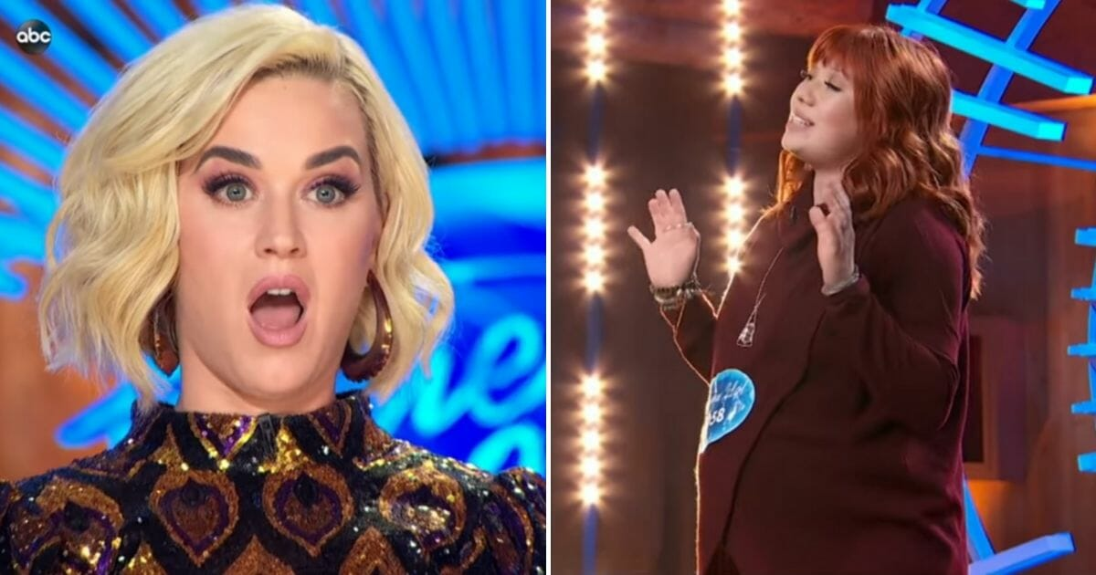 """""""American Idol"""" contestant Amber Fiedler wowed the judges with her voice and her story."""