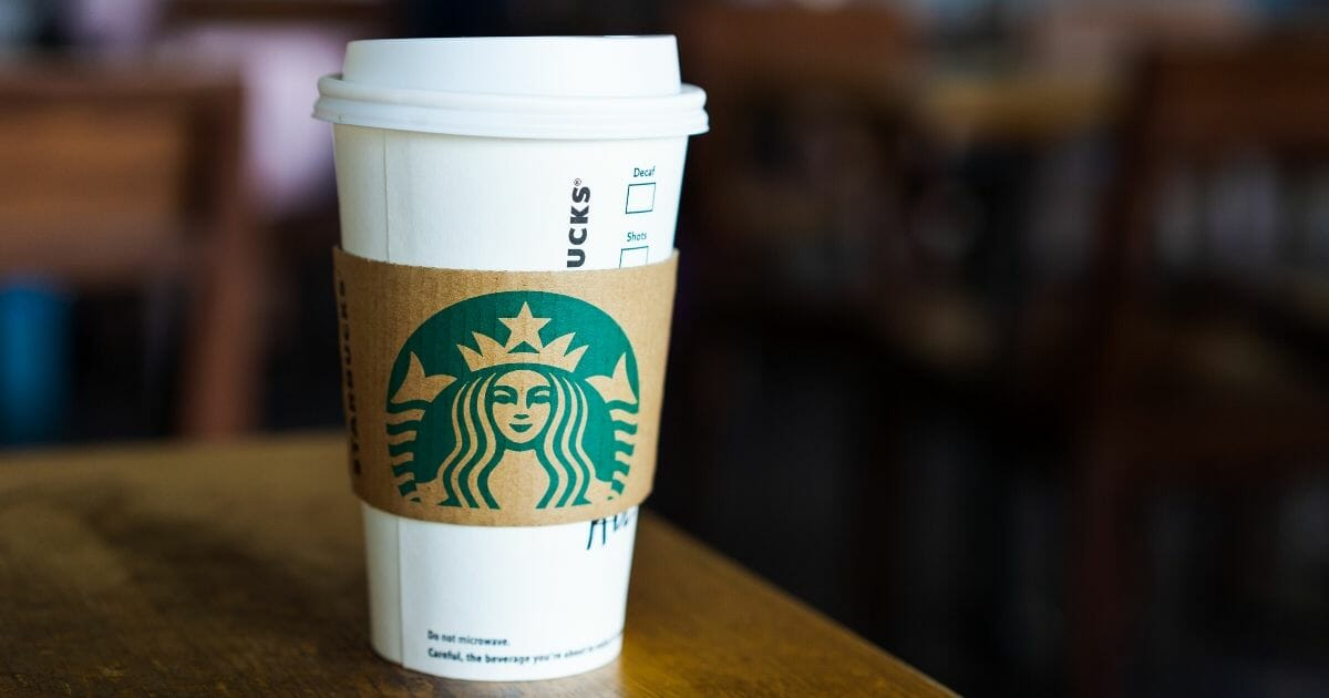 Starbucks is offering free coffee to first responders until May 3.