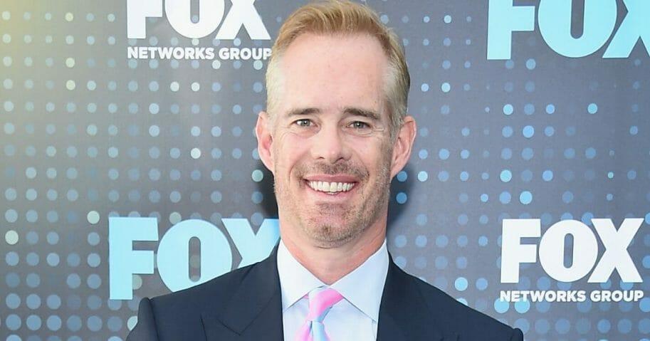Fox play-by-play man Joe Buck.