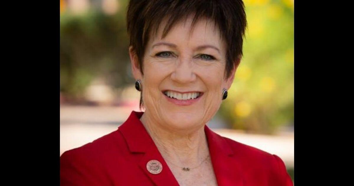 Arizona state Rep. Nancy Barto.
