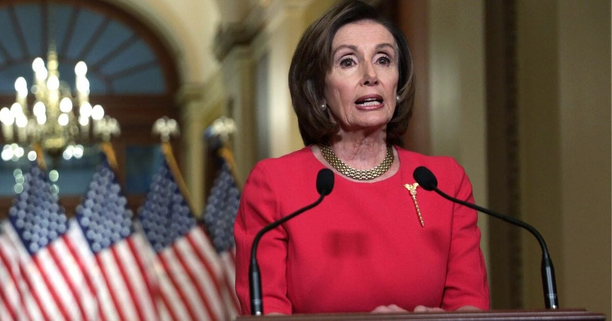 Lifelong Democrat Voter Says 'That Streak Will End in Nov.' After Pelosi Stunt on COVID Relief Bill