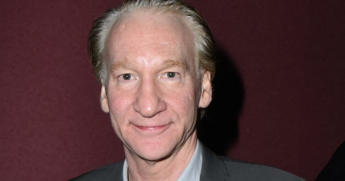 Bill Maher attends the Los Angeles Premiere of 'LBJ'
