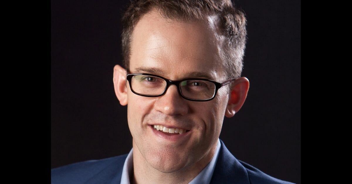 Philip Nel, an English professor at Kansas State University.