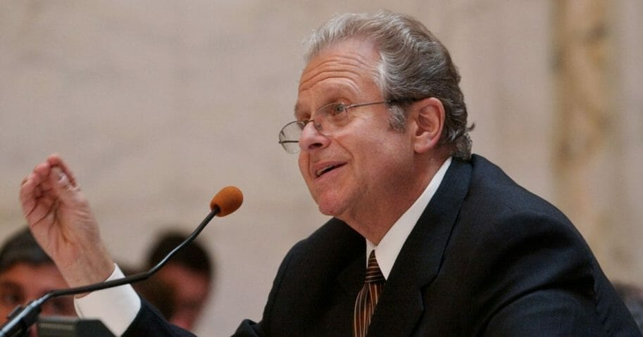 Laurence Tribe, the Carl M. Loeb University Professor at the Harvard Law School.