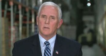 Last Wednesday, Vice President Mike Pence appeared on Pitts' ABC show in an interview that didn't get as much attention as it should have.