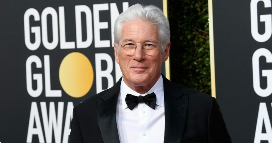 Richard Gere attends the 76th Annual Golden Globe Awards at The Beverly Hilton Hotel on Jan. 6, 2019, in Beverly Hills, California.