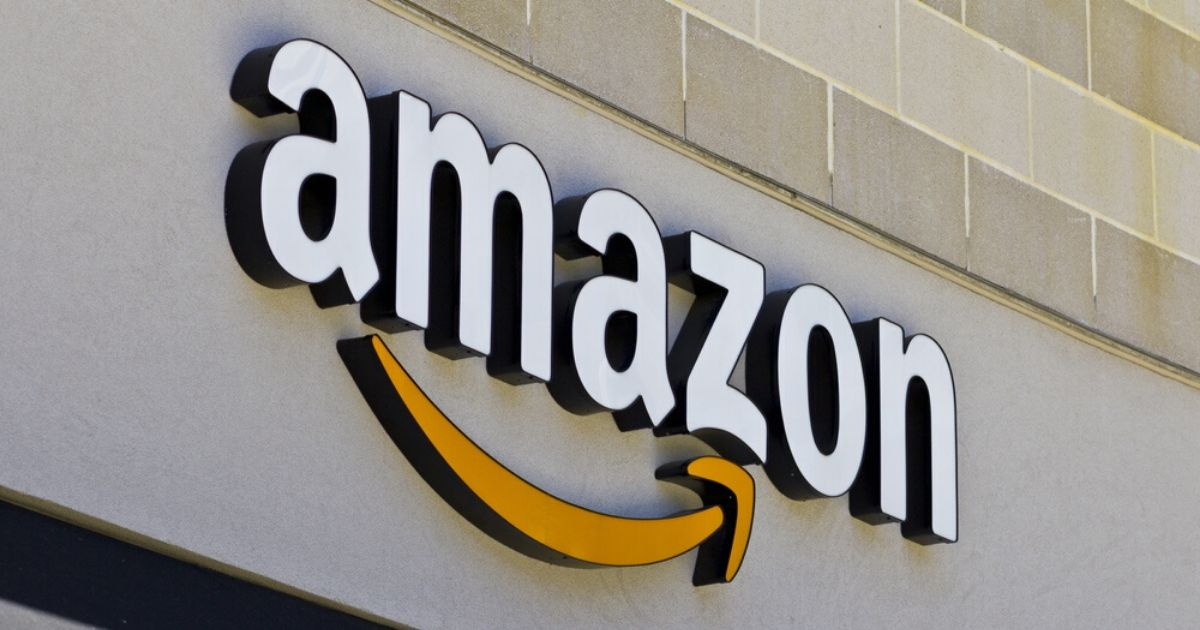 An Amazon store is seen in Cincinnati in the stock image above.