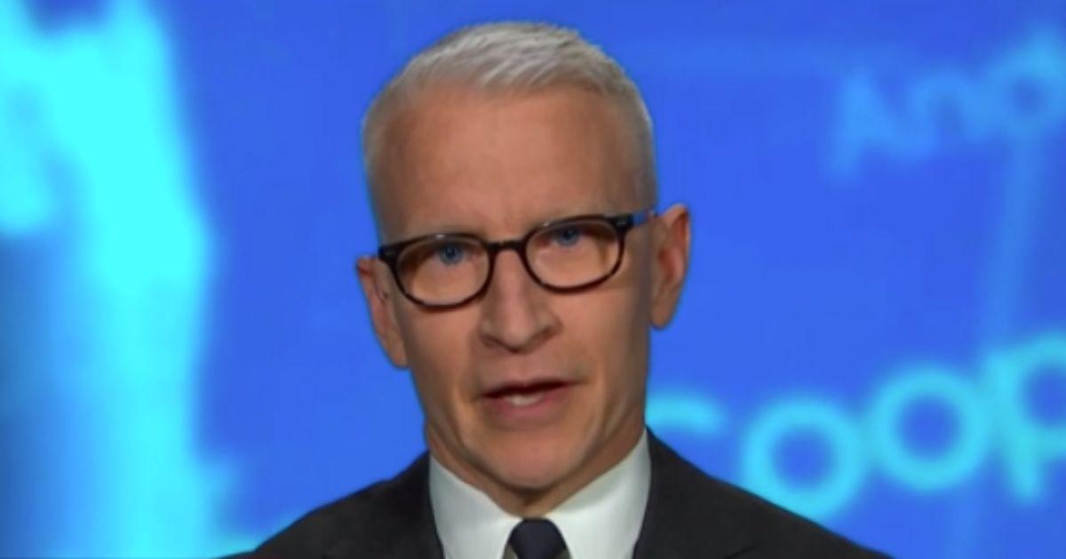 Anderson Cooper.