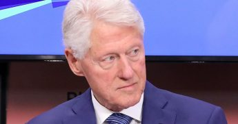 Former President Bill Clinton speaks during the Bloomberg Global Business Forum at the Plaza Hotel in New York City on Sept. 25, 2019.