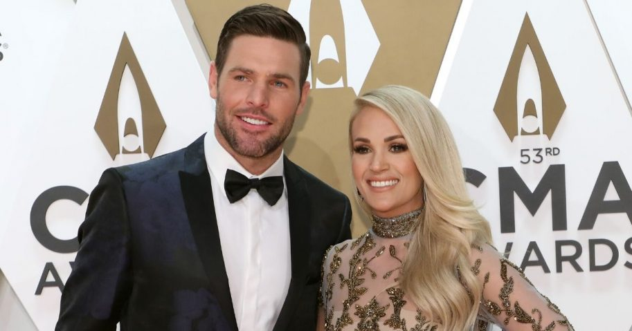 Carrie Underwood and Mike Fisher are the subject of a new miniseries focusing on their lives and faith.