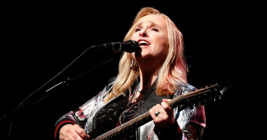 Melissa Etheridge performs at the 2018 National Geographic Awards at GWU Lisner Auditorium on June 14, 2018 in Washington, DC. The award ceremony was part of the week-long National Geographic Exlorers Festival.