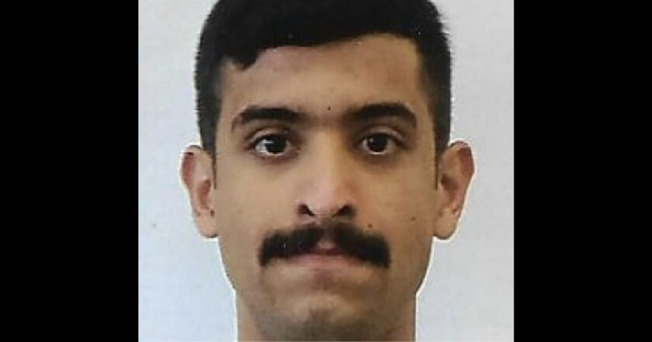Saudi student Mohammed Alshamrani, who opened fire inside a classroom at Naval Air Station Pensacola before deputies killed him.