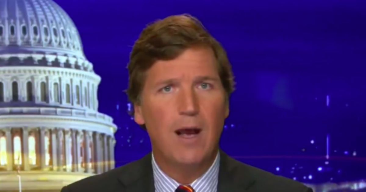 Should nine GOP senators lose their jobs because of their stance on visas for foreign workers? Fox News' Tucker Carlson says yes -- and he wants every single one of them primaried.