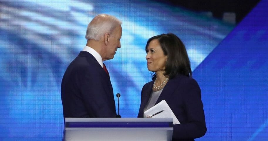 Biden's Desperation on Display as Harris Reportedly Leads VP Search