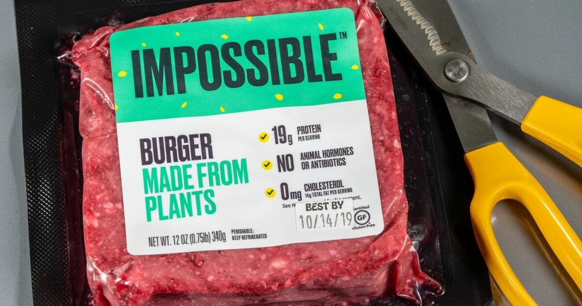 The soy-based Impossible Burger will now be stocked at 1,700 Kroger grocery stores across the United States.