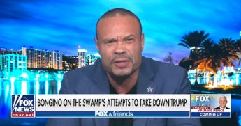 "Former Secret Service agent and author Dan Bongino appears Monday on ""Fox & Friends."""