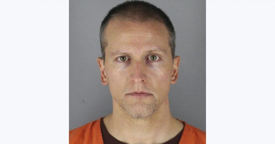 This May 31, 2020 photo provided by the Hennepin County Sheriff shows Derek Chauvin, who was arrested Friday, May 29, for the Memorial Day death of George Floyd. Chauvin was charged with third-degree murder and second-degree manslaughter after a video of him kneeling for several minutes on the neck of Floyd, a black man, set off a wave of protests across the country.