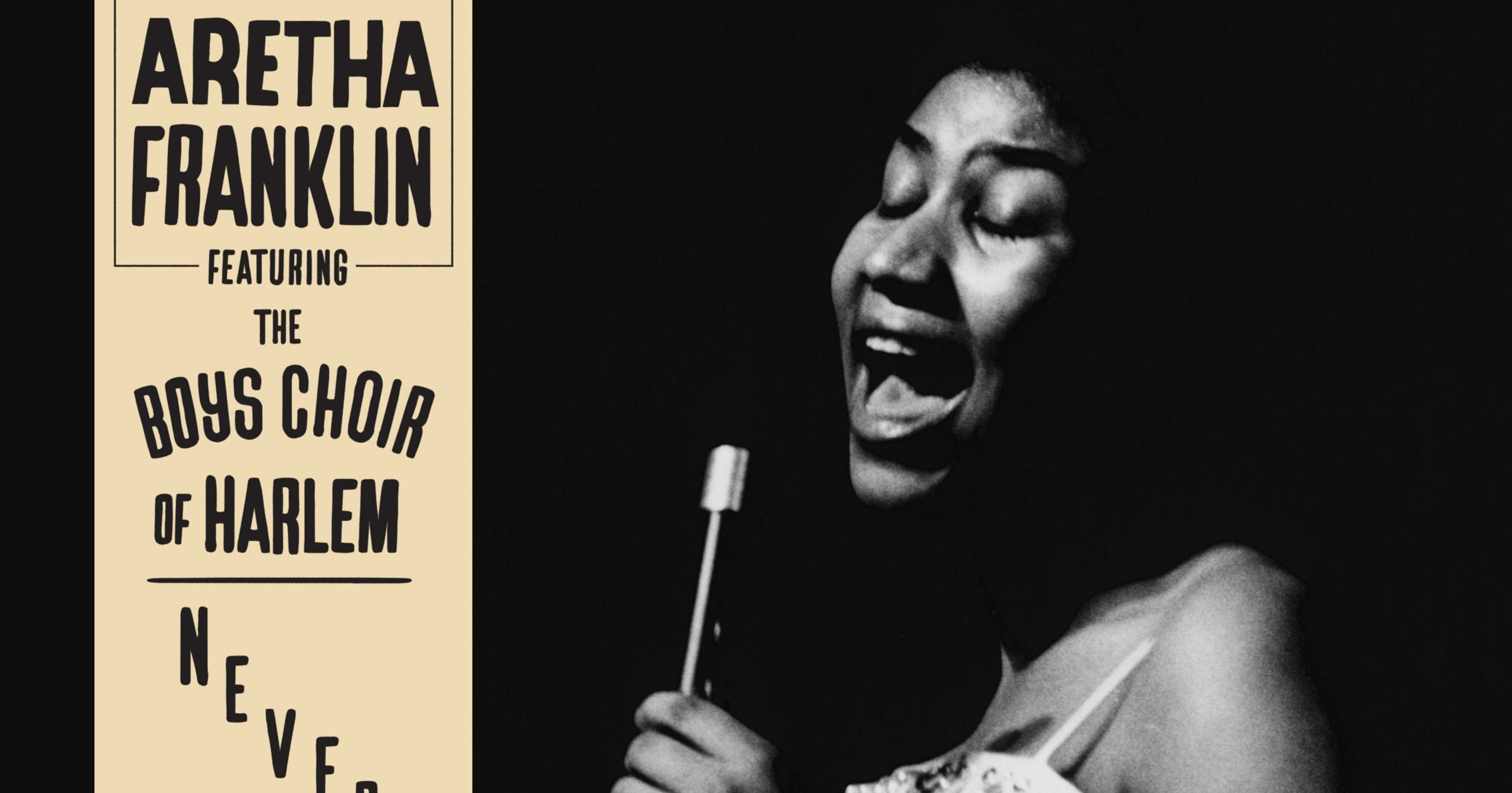 """This cover image released by RCA shows """"Never Gonna Break My Faith,"""" a never-before-heard solo version of Aretha Franklin's collaboration with Mary J. Blige. Sony's RCA Records, RCA Inspiration and Legacy Records announced the release of the song on Friday."""