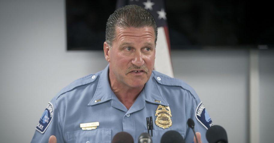George Floyd Minneapolis Police