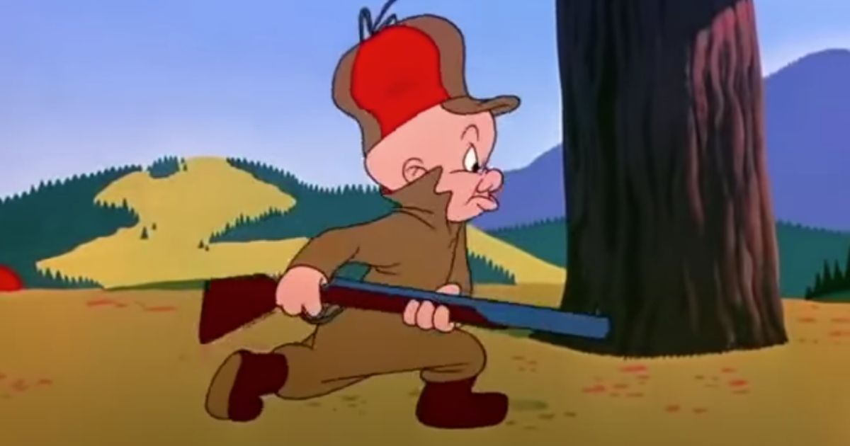 Elmer Fudd.