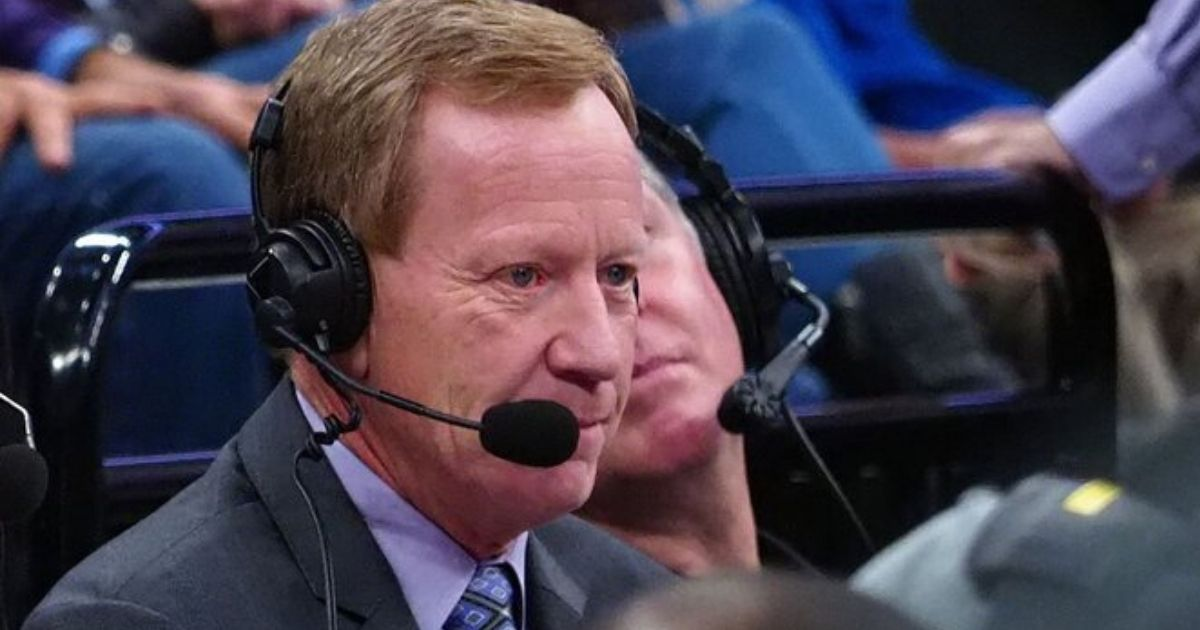 Grant Napear is out after 32 years as the Sacramento Kings' announcer.