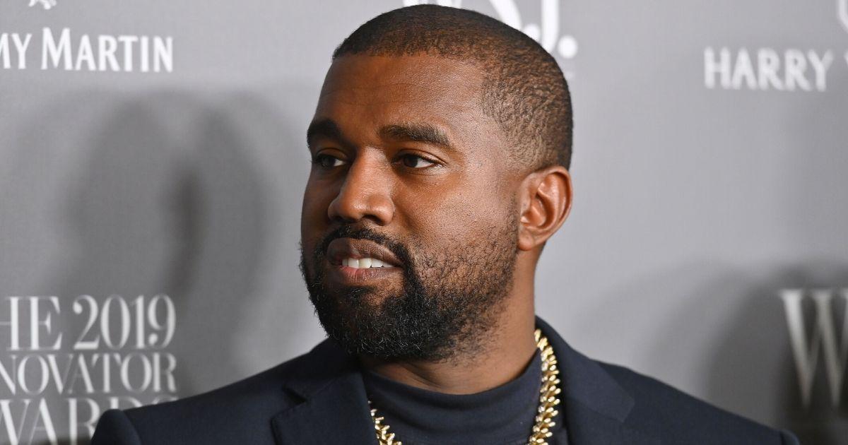 Rapper Kanye West attends the WSJ Magazine 2019 Innovator Awards at MOMA on Nov. 6, 2019, in New York City.