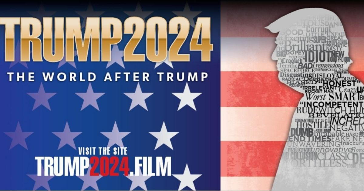 """The new political documentary film """"Trump 2024"""" examines what the world could look like after the 45th president leaves office, if the forces of globalism and socialism should prevail."""