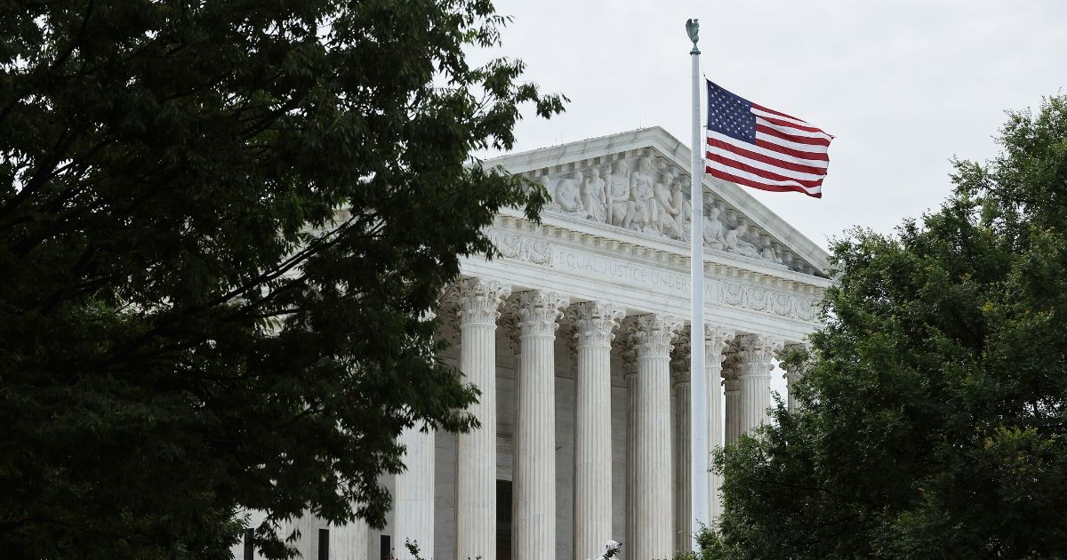 The Supreme Court, pictured on June 15, 2020, in Washington, D.C.