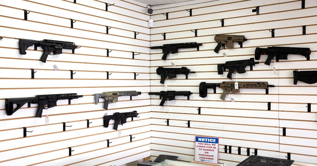As the Left's 'Defund Police' Movement Grows, Gun and Ammo Sales Soar