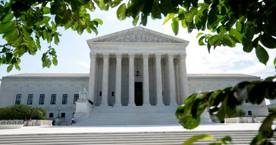A general view of the Supreme Court on June 30, 2020, in Washington, D.C.
