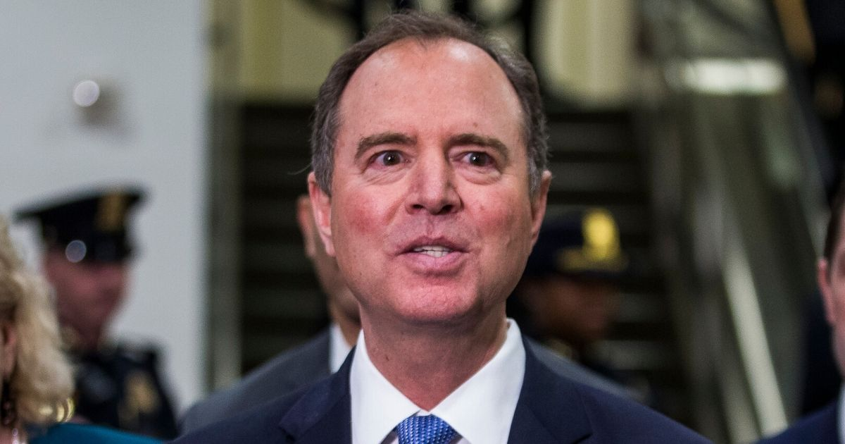 Citing State of Affairs in US, Schiff Jokes 'We May All' Move to Canada