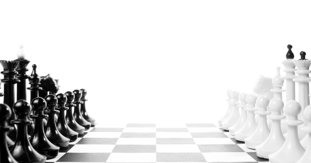 The Australian Broadcasting Corporation wanted to discuss whether chess is a racist game.
