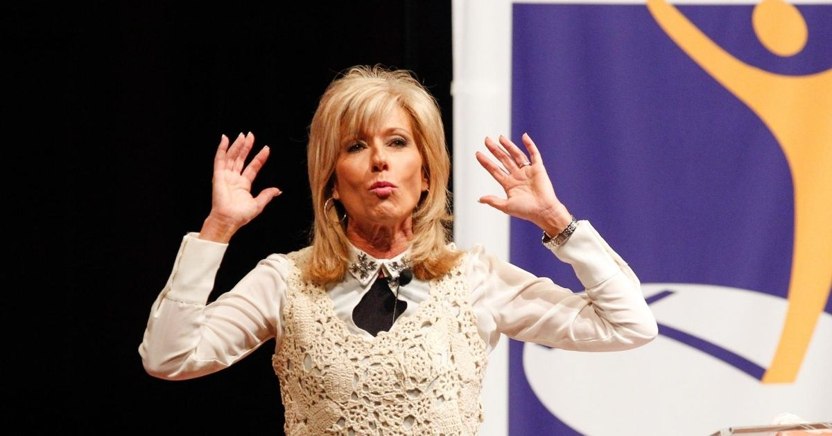 evangelist and author Beth Moore