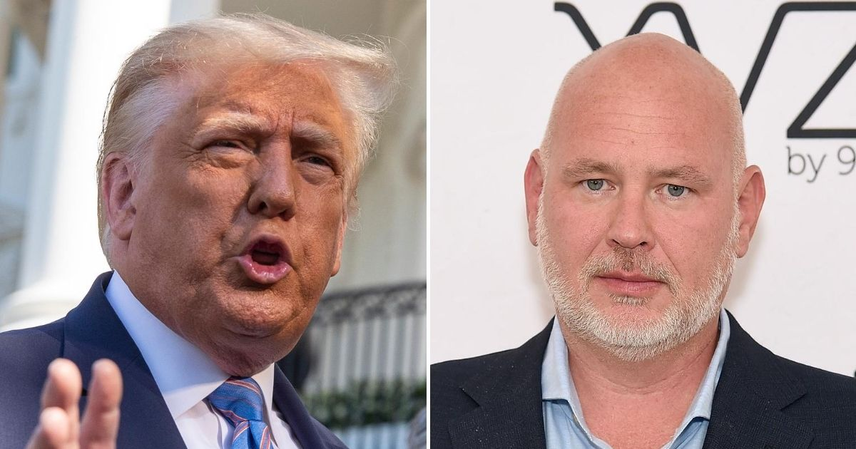 Steve Schmidt, left, the former GOP strategist who ran the day-to-day operations for former Sen. John McCain's 2008 presidential campaign, sought to work for then-candidate Donald Trump's campaign in 2016, but was rejected before ultimately deciding to become one of the faces of the NeverTrump movement, a new report says.