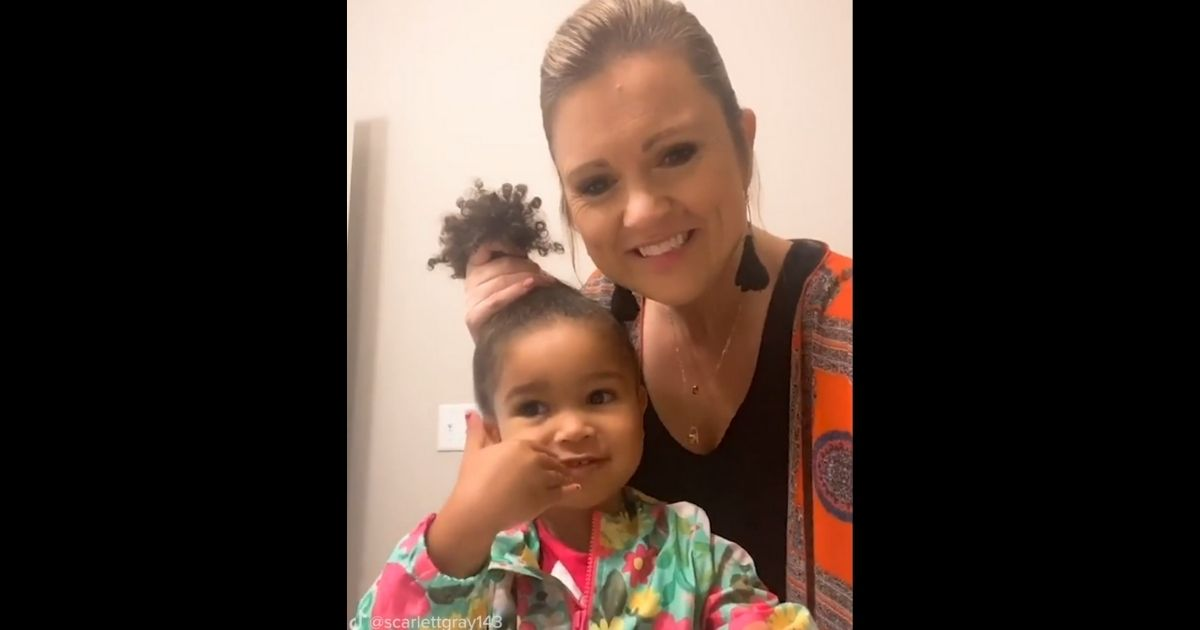 Watch Mom and 3-Year-Old Daughter's Daily Affirmations: 'Jesus Loves Me'