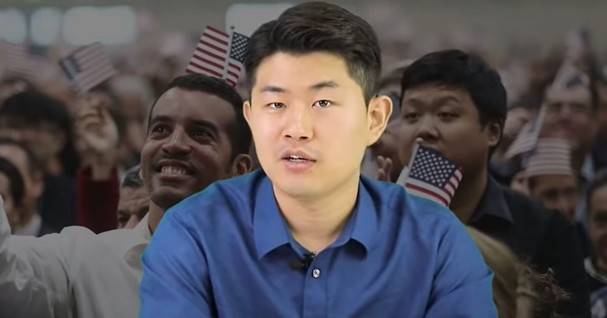 Kim Geum-Hyuk, a North Korean defector, speaks about his experience in the United States.