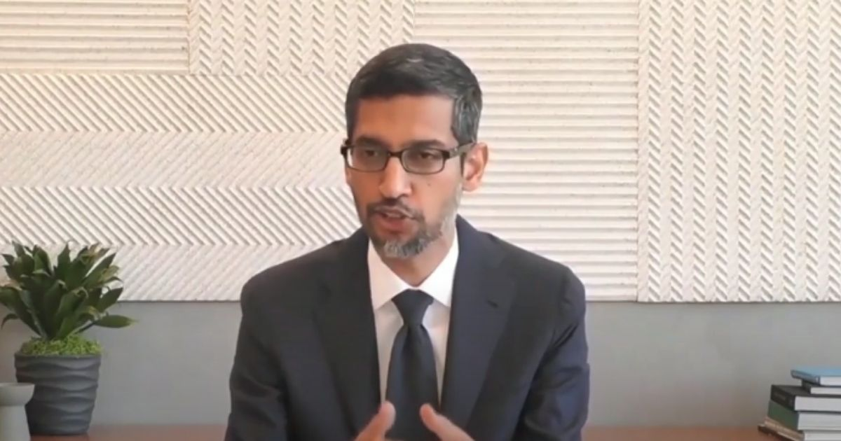 Just in: Google CEO Admits to Manual Censorship, Then Denies Characterization Moments Later