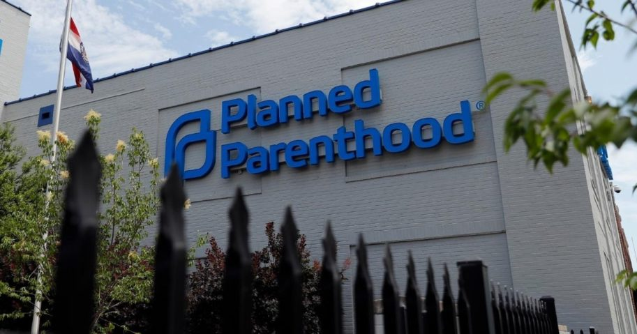 In this June 4, 2019, file photo, a Planned Parenthood clinic is seen in St. Louis.